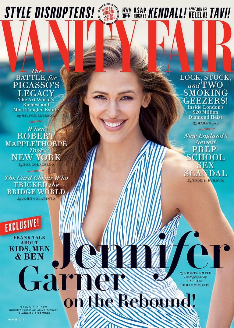 Jennifer Garner Cover
