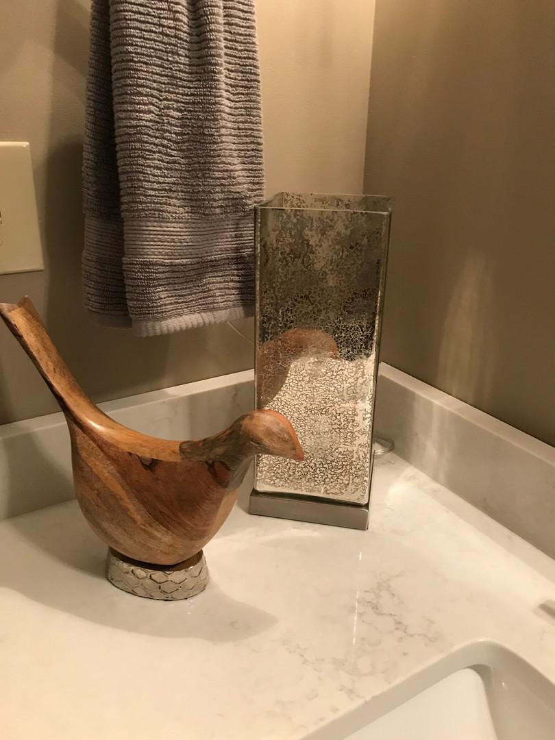 Bathroom Detail Renovation - After