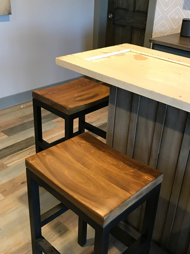 Basement Bar Renovation - After