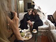 Jane Sarkin With Meryl Streep
