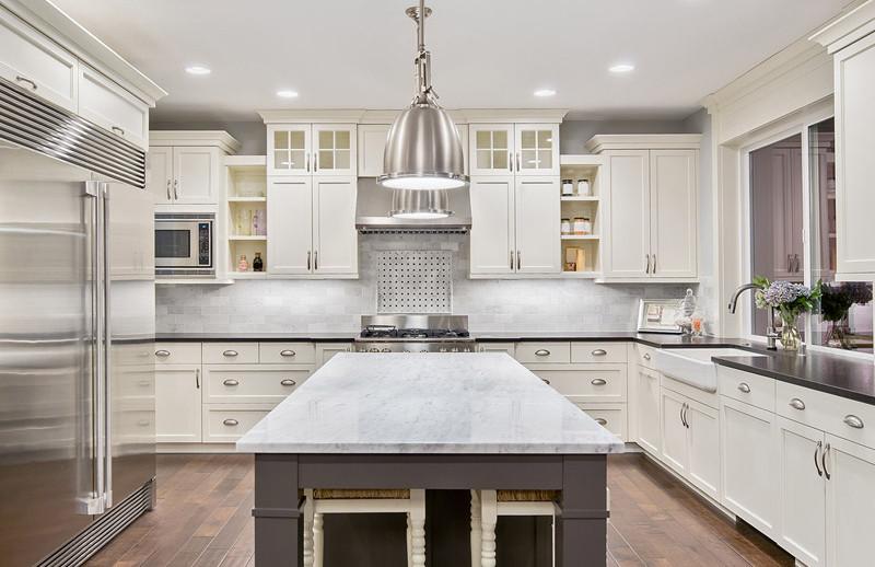 kitchen renovation - ferentino designs