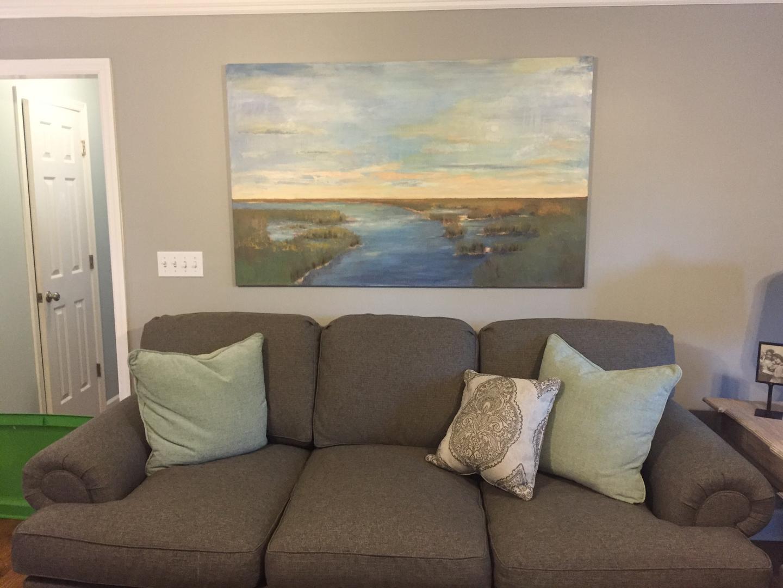 Living Room Detail Renovation - After