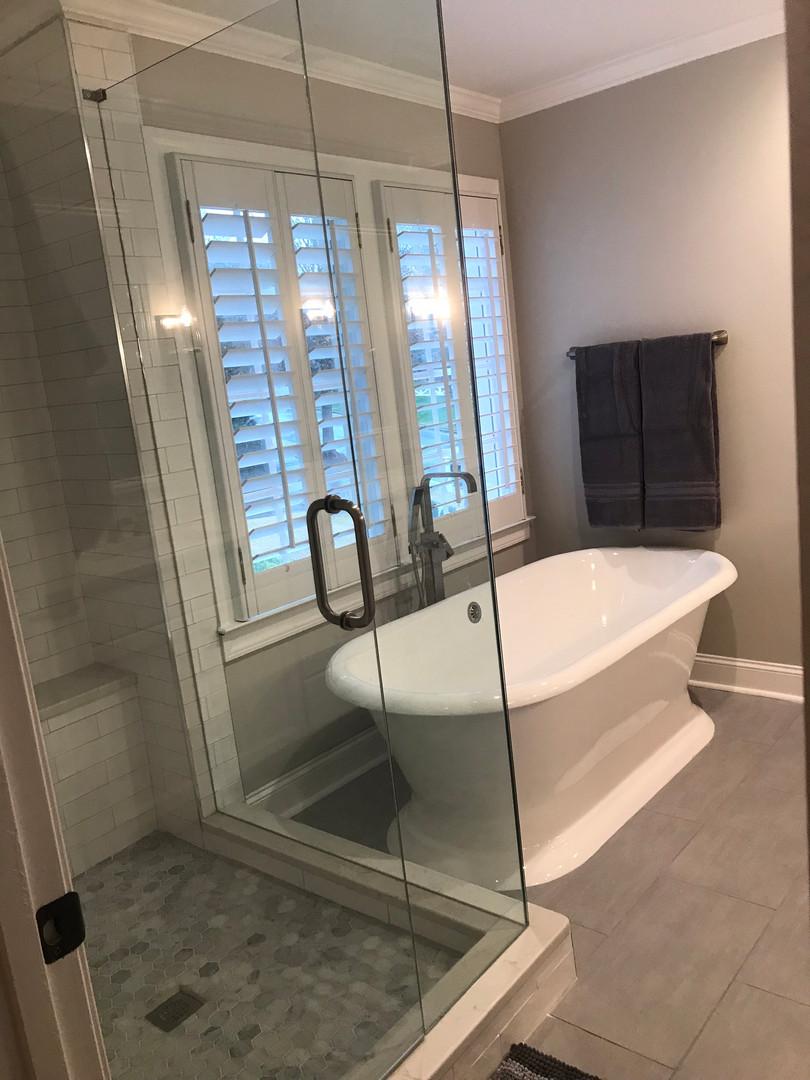 Master Bathroom Renovation - After