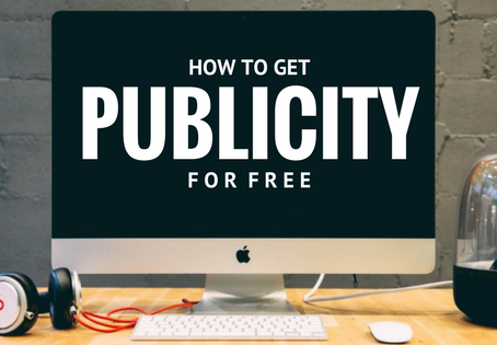 How To Get Publicity For Free