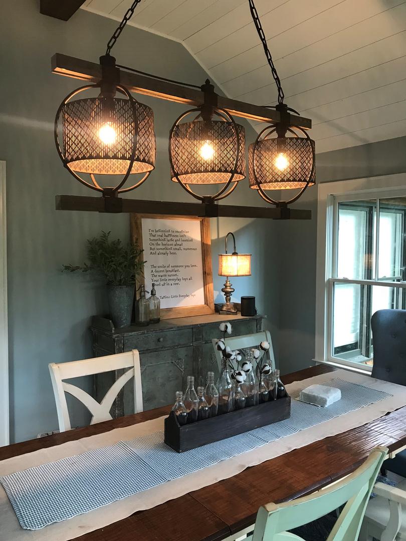 Dining Room Renovation - After