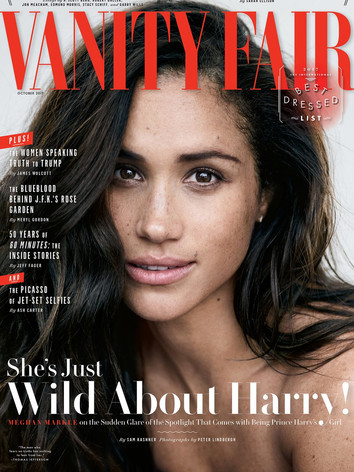 Meghan Markle's Only Cover