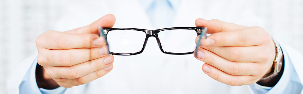 Glasses and Contact Lens Prescriptions P