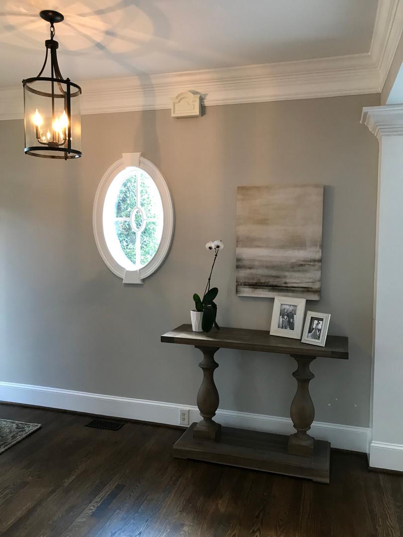 Foyer Renovation - After
