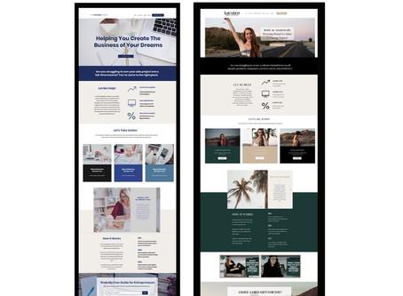 Customizing Your Premium WIX Website Template