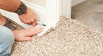 CFS installing Carpet Service