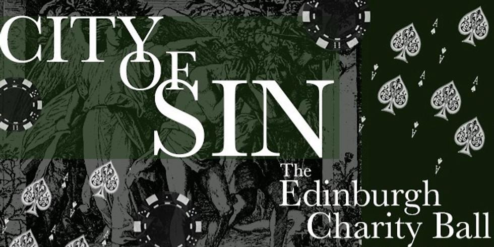 CITY OF SIN: THE EDINBURGH CHARITY BALL - RAFFLE