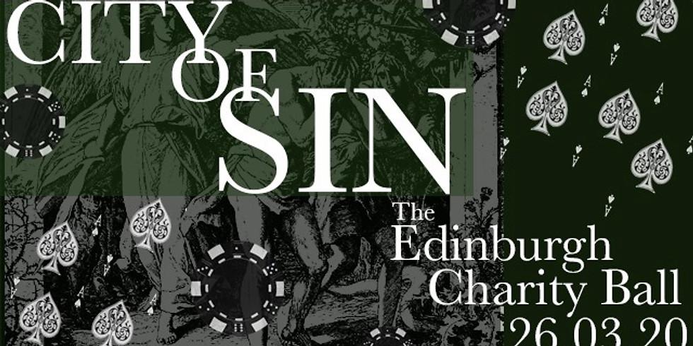 City of Sin: The Edinburgh Charity Ball