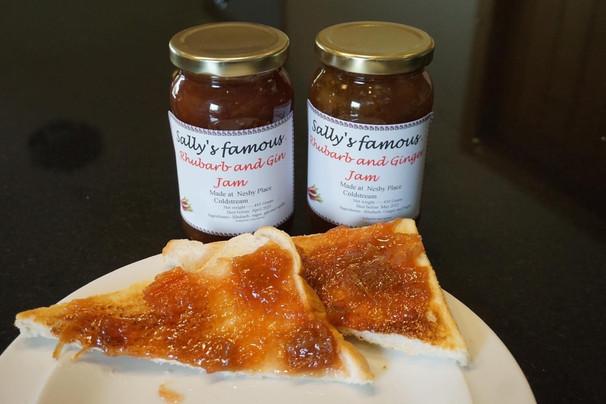 Sally's Famous Jam
