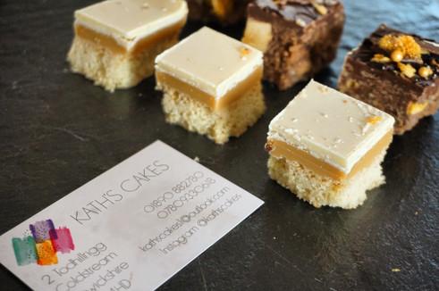Kath's Cakes Homemade Tray Bake