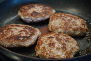 Crossrig Farm Beef Burgers with Onion