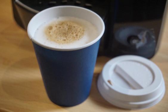 Self-Serve Costa Cappuccino