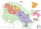 RIOJA WINE MAP