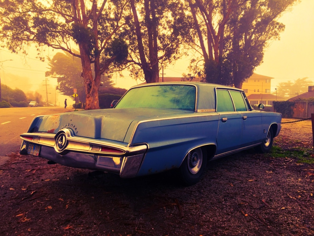ROYS RIDE - 1964 IMPERIAL CROWN