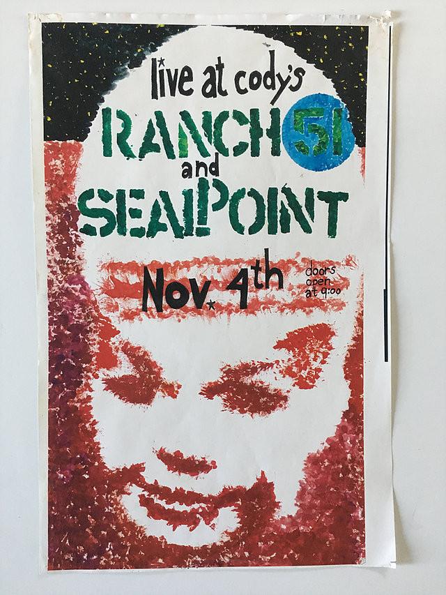 Ranch 51 Gig Poster