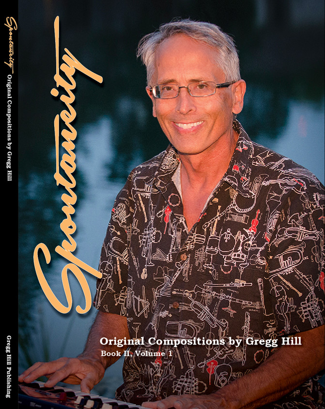 "Gregg Hill Releases 2nd Book ""Spontaneity"""