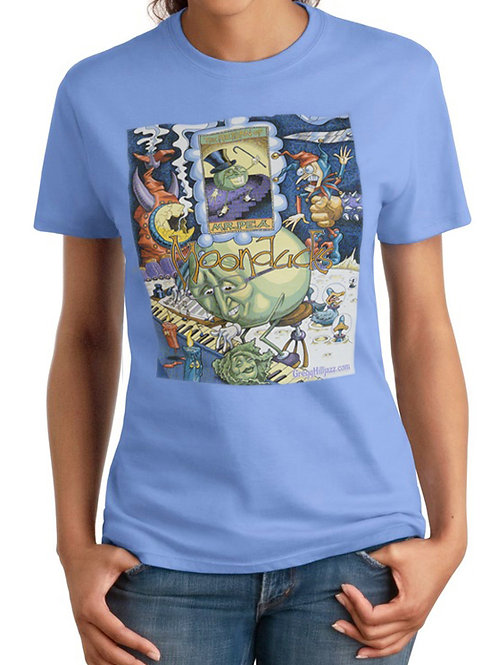 Women's Moonducks T-shirt