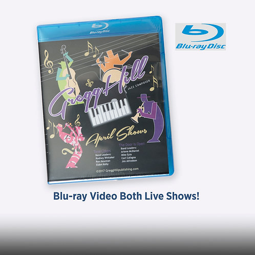 Blu-ray Disc First two Live Shows!
