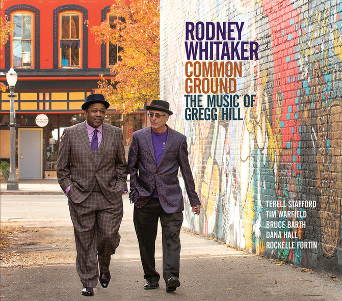 New CD Release: Common Ground with Rodney Whitaker
