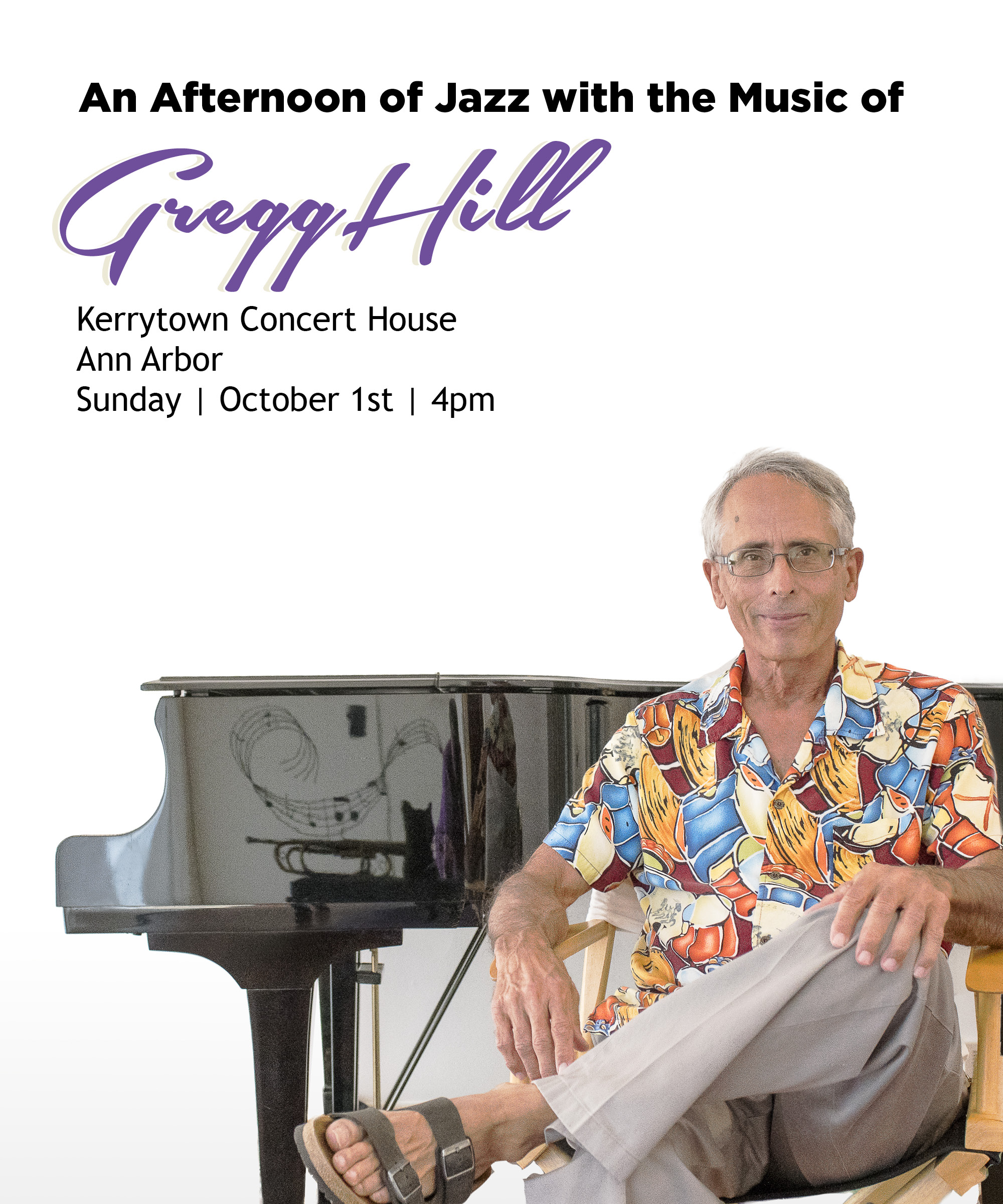 Gregg Hill Jazz Oct 1st Promo Cover
