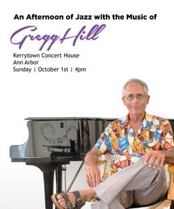 Gregg Hill Jazz Oct 1st Promo Cover
