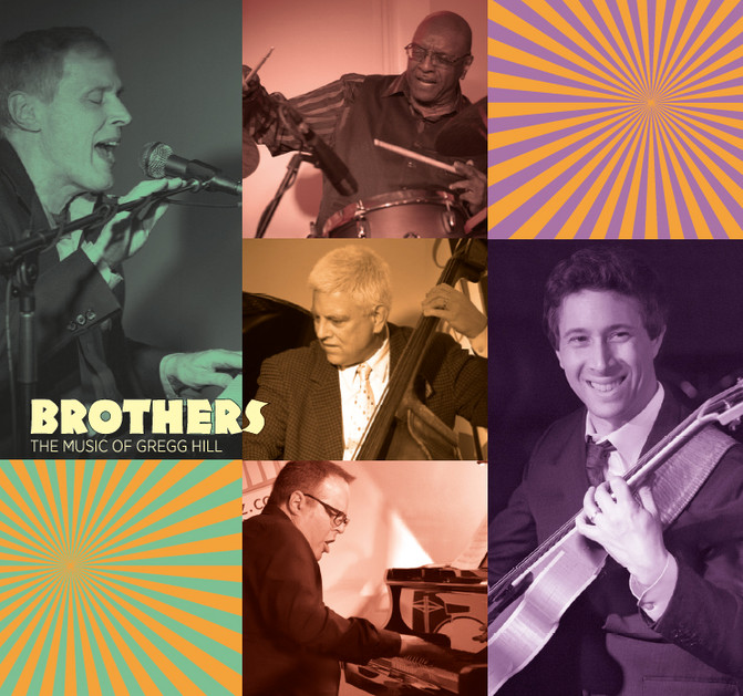 New CD Release: BROTHERS
