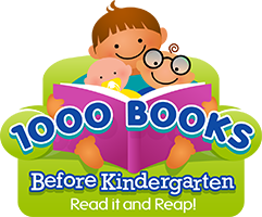 One Thousand Books Before Kindergarten!