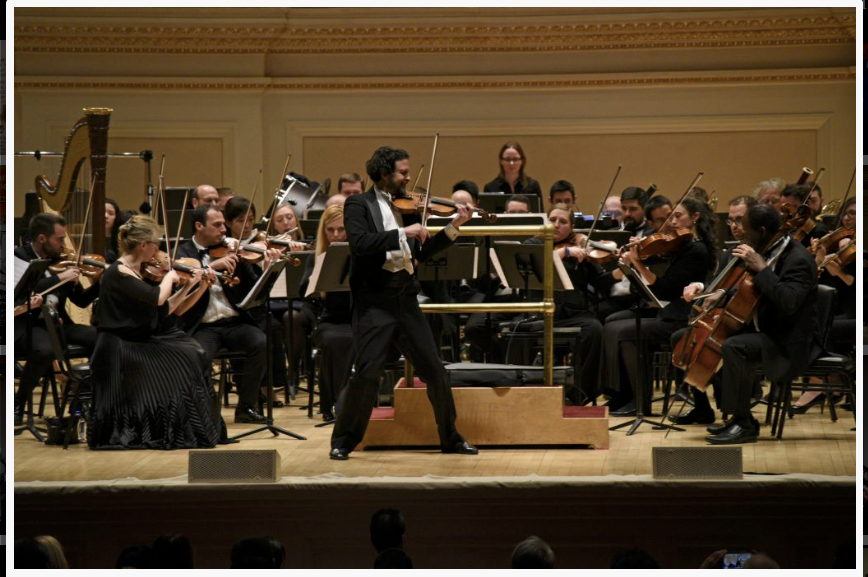 Manhattan Symphony Orchestra and Gregory Singer