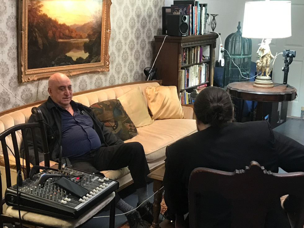 Brian Forbes and David Silverberg