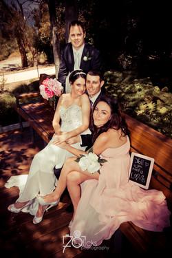 Monastra Bridal Party