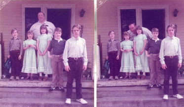 5 youngest, June '84
