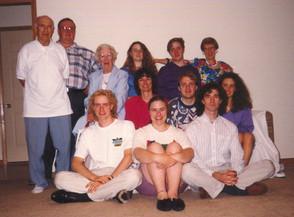 Circa Andrew's Graduation ('92)