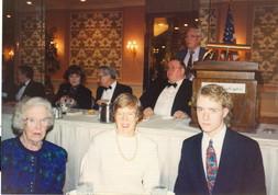 Award ceremony in D.C.