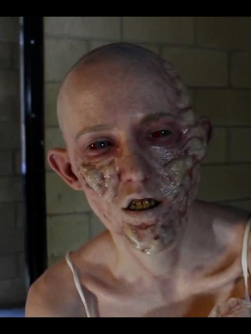 V Nixie as a Zombie