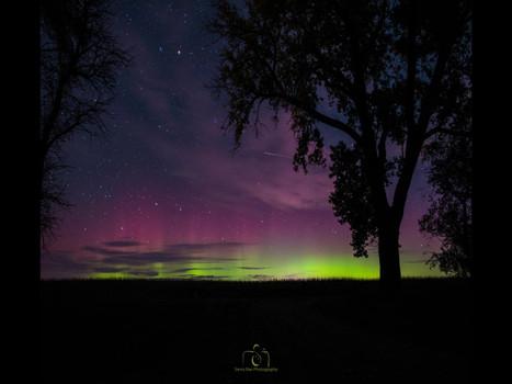 October Aurora-Lapse