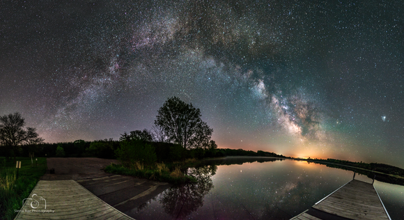 Lake Lakota Reflection