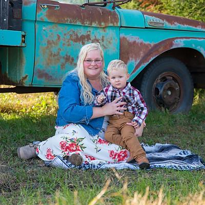 Tori and Little Renley