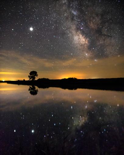 Lake of the Night
