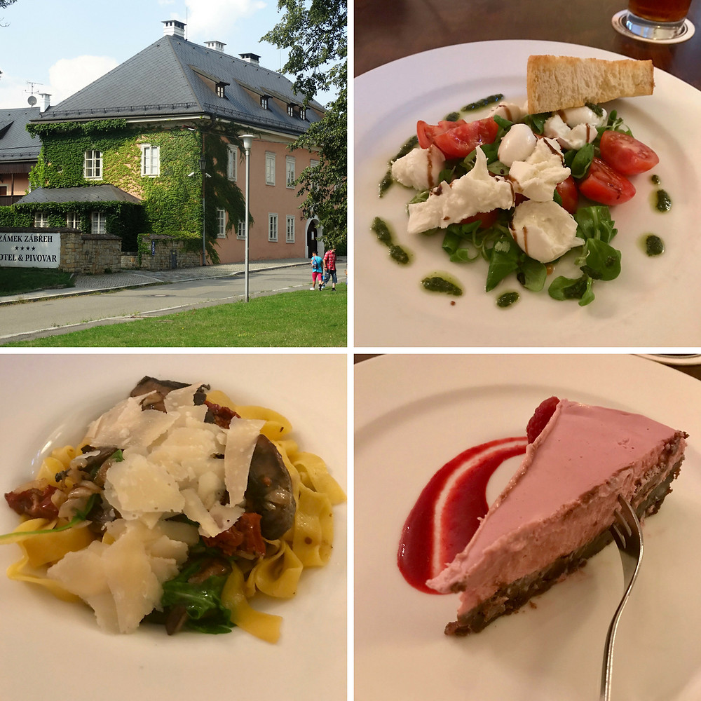 Zabreh Restaurant luxe discret à Ostrava - Savoir où manger à Ostrava