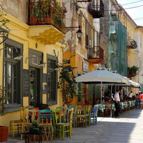 Road trip en Grèce : Péloponnèse et  îles secrètes (Itinéraire de 2 semaines)