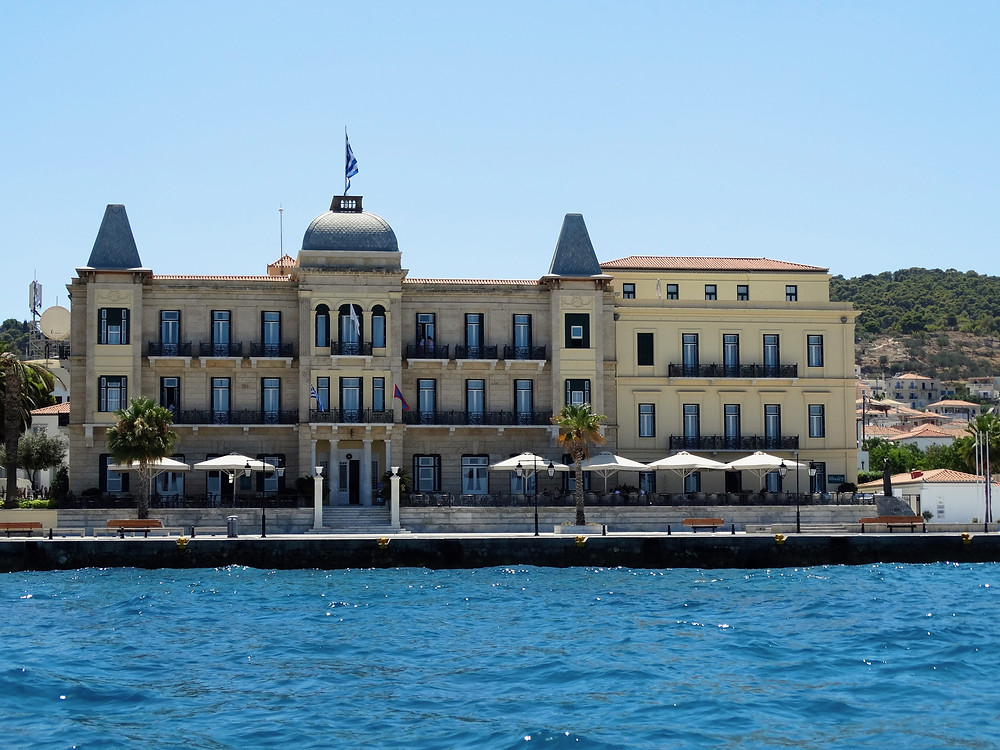Poseidonion Grand Hotel, Spetses, Grece
