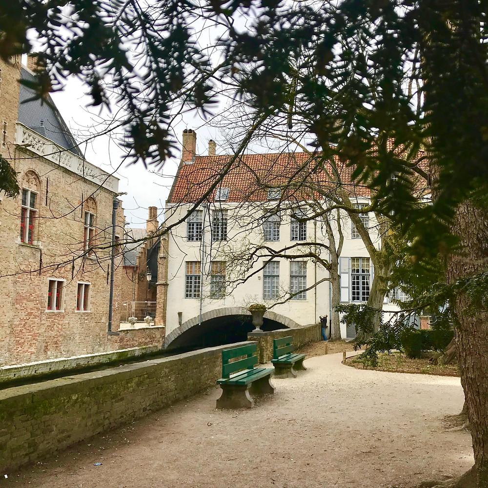 Arentshof Bruges