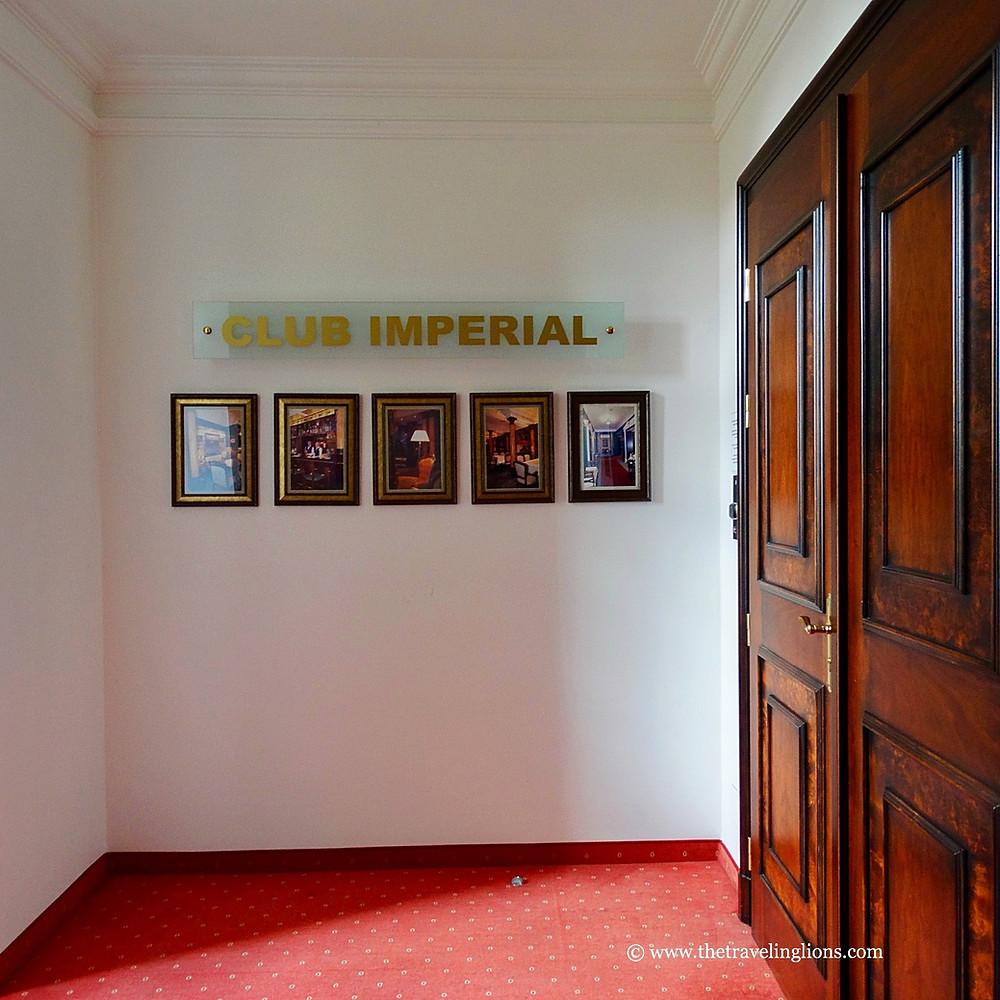 Club Impérial, night club de l'hôtel Imperial à Karlovy Vary