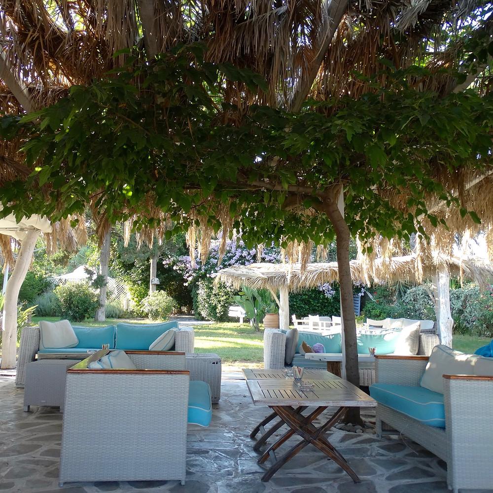 Paradise beach club, Spetses, Grece