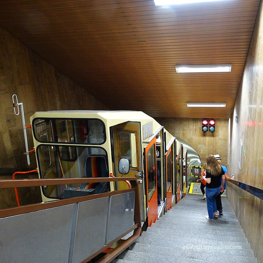 funiculaire Karlovy Vary