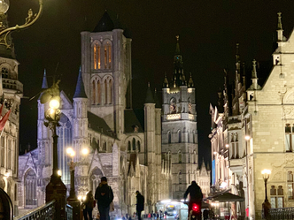Week-end romantique à Gand - Guide complet pour un séjour de 2 jours